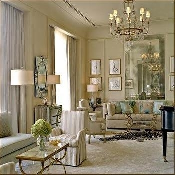 Antique Brass Coffee Table Design Ideas Within Antique Brass Coffee Tables (Image 2 of 40)