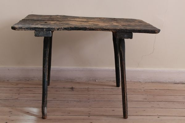 Antique Pine Coffee Table For Sale At Pamono With Regard To Antique Pine Coffee Tables (Image 10 of 40)