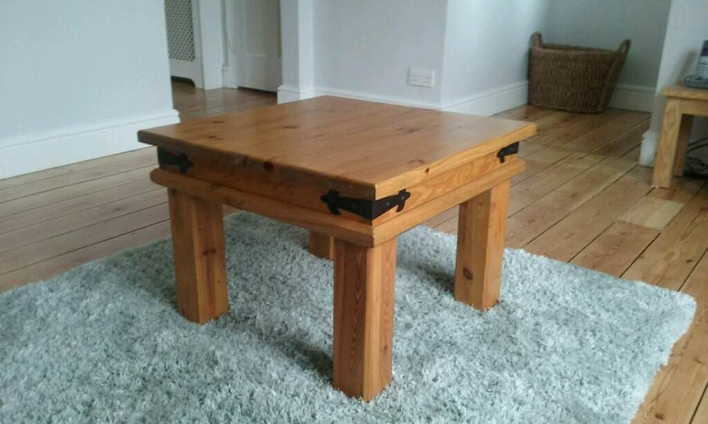 Antique Pine Coffee Table | In Ely, Cambridgeshire | Gumtree Pertaining To Antique Pine Coffee Tables (Image 7 of 40)