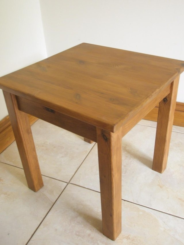 Antique Pine Coffee Table – Second Hand Household Furniture, Buy And Regarding Antique Pine Coffee Tables (Image 5 of 40)