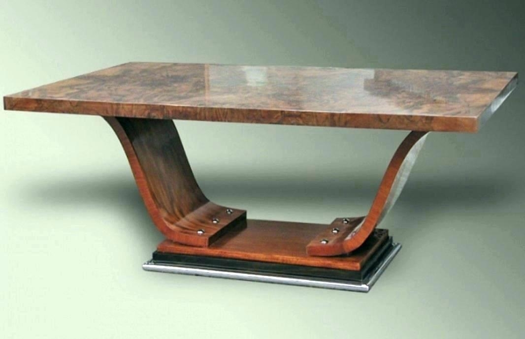 Art Deco Coffee Tables Art Deco Glass Top Coffee Table – Bapa Regarding Antiqued Art Deco Coffee Tables (Image 15 of 40)