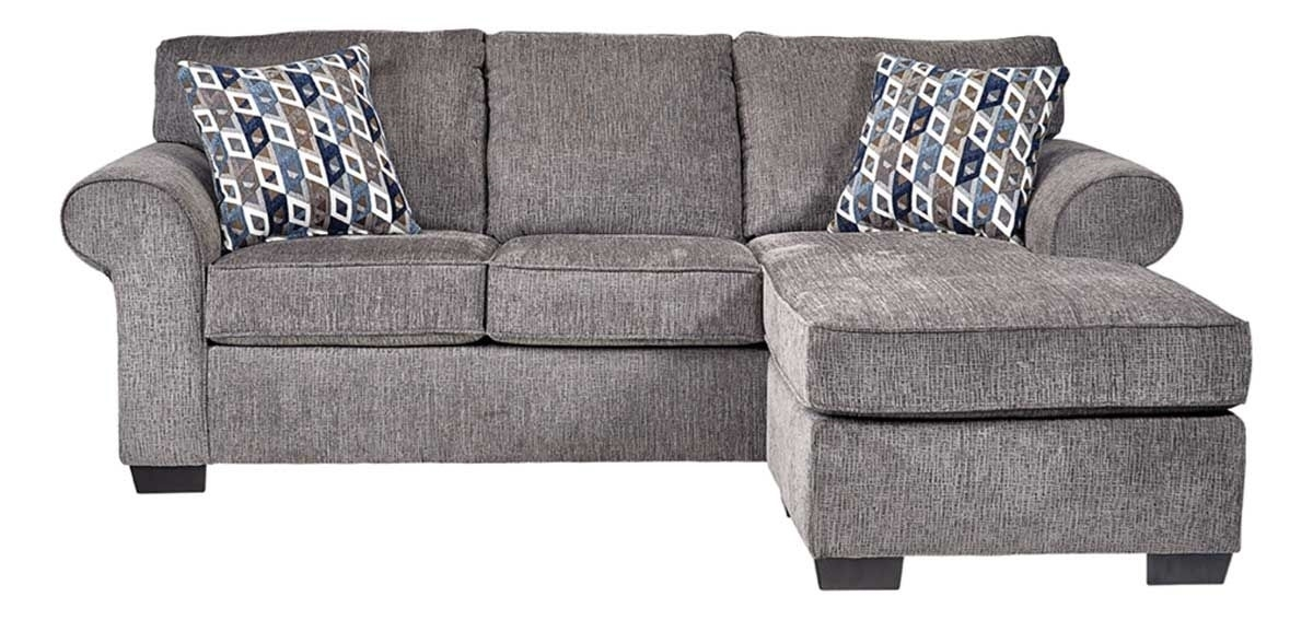 Ashburn Ii Sofa Sectional | Badcock &more With Ashburn Cocktail Tables (Image 9 of 40)
