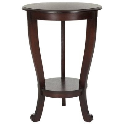 August Grove Candice End Table & Reviews | Wayfair | Northrup For Candice Ii Storage Cocktail Tables (View 17 of 40)