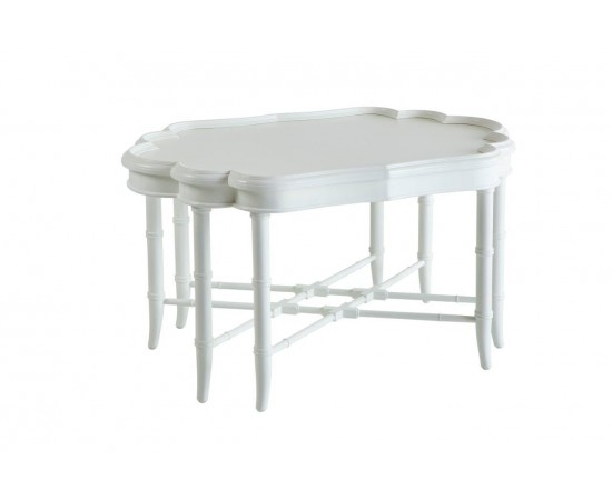 Bamboo Mill Petite Coffee Table – Xavier Furniture – Hamptons Style Intended For Mill Coffee Tables (View 33 of 40)