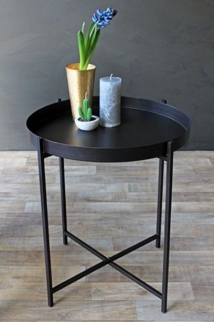 Bargains 26 Off Butler Casbah Metal Tray Table Cozy With Regard To Throughout Casbah Coffee Side Tables (Image 5 of 40)
