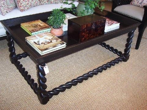 Barley Twist Coffee Table | Cabmac79 | Flickr Throughout Barley Twist Coffee Tables (View 8 of 40)