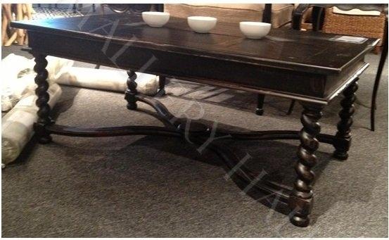 Barley Twist Coffee Table : Mallery Hall – Fine Custom Furnishings Intended For Barley Twist Coffee Tables (View 11 of 40)