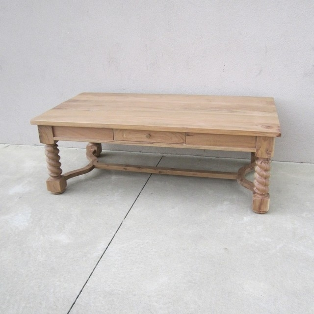 Featured Image of Barley Twist Coffee Tables