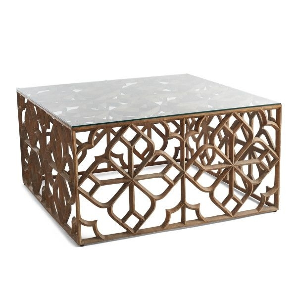 Featured Image of Batik Coffee Tables
