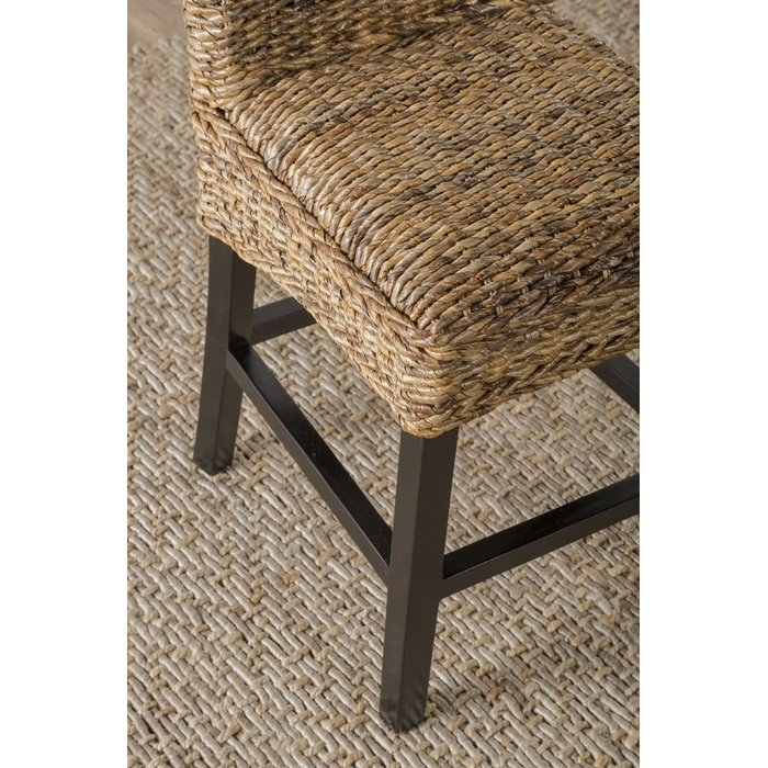 Beachcrest Home Carissa Bar & Counter Stool & Reviews | Wayfair (Image 7 of 40)