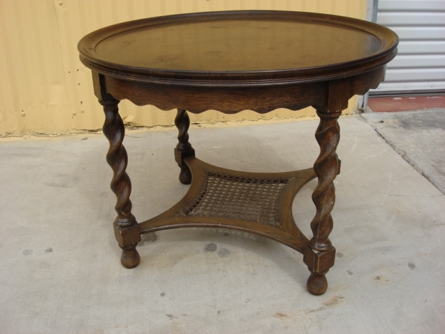 Beautiful Antique Accent Table French Antique Furniture French Regarding Barley Twist Coffee Tables (View 37 of 40)