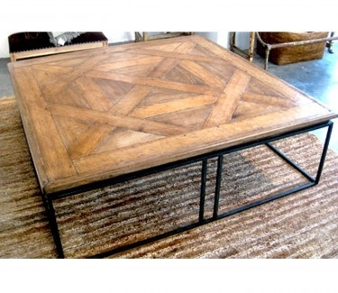 Beautiful Parquet Coffee Table Parquet Coffee Table Full Furnishings For Parquet Coffee Tables (Image 6 of 40)