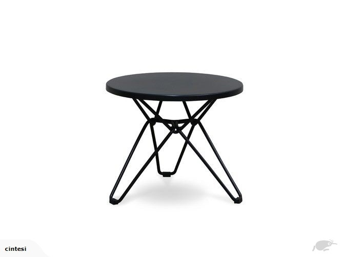 Benjamin Wire Coffee Table, Matt Black, R50 | Trade Me Inside Black Wire Coffee Tables (Image 2 of 40)