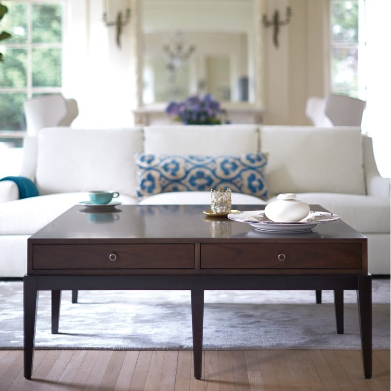 Bernhardt Haven Coffee Table | Wayfair With Regard To Haven Coffee Tables (Image 1 of 40)