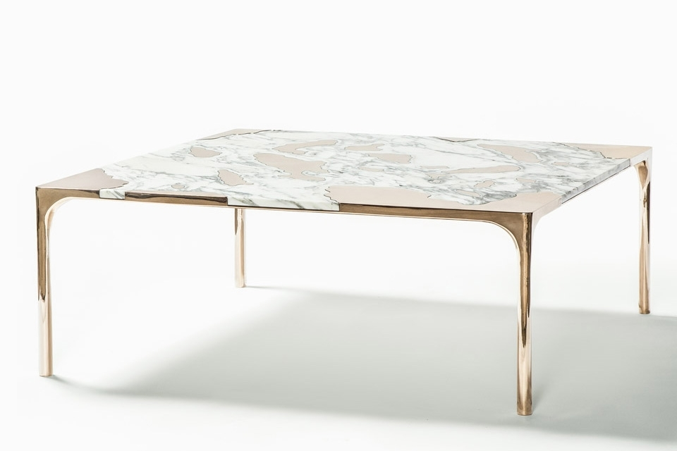 Best Of Marble Coffee Tables With Fantastic Marble Coffee Table Pertaining To Marble Coffee Tables (Image 6 of 40)