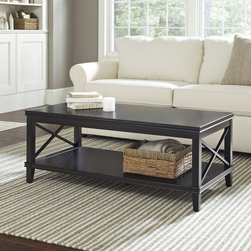 Birch Lane™ Larksmill Coffee Table & Reviews | Birch Lane In Mill Coffee Tables (View 27 of 40)