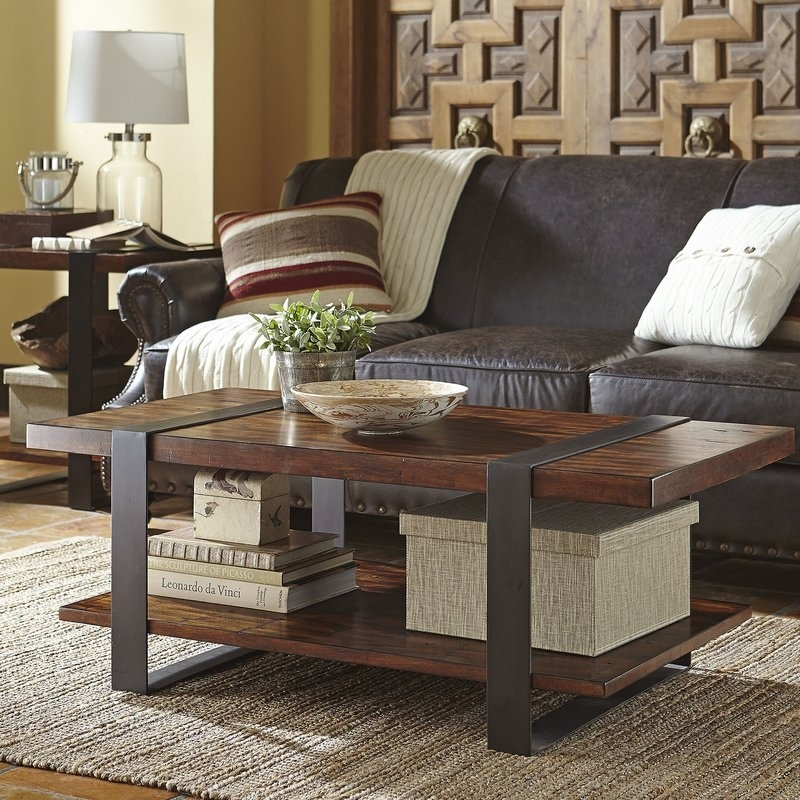 Birch Lane™ Tillman Coffee Table & Reviews | Birch Lane Regarding Tillman Rectangle Lift Top Cocktail Tables (Image 7 of 40)