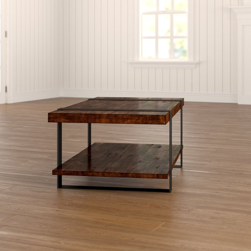 Birch Lane™ Tillman Coffee Table & Reviews | Wayfair In Tillman Rectangle Lift Top Cocktail Tables (Image 10 of 40)
