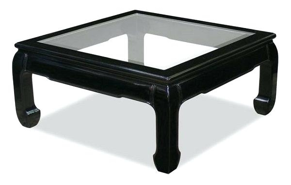 Black White Coffee Table – Helioeastsolar With Regard To Intertwine Triangle Marble Coffee Tables (Photo 37 of 40)