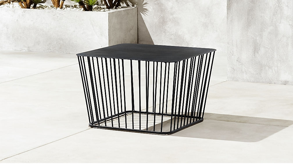 Featured Image of Black Wire Coffee Tables