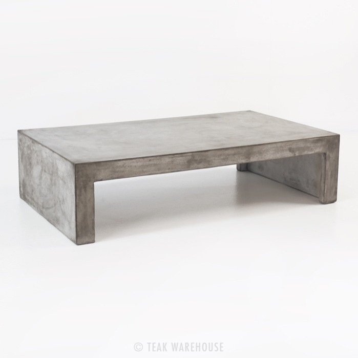 Featured Image of Square Waterfall Coffee Tables