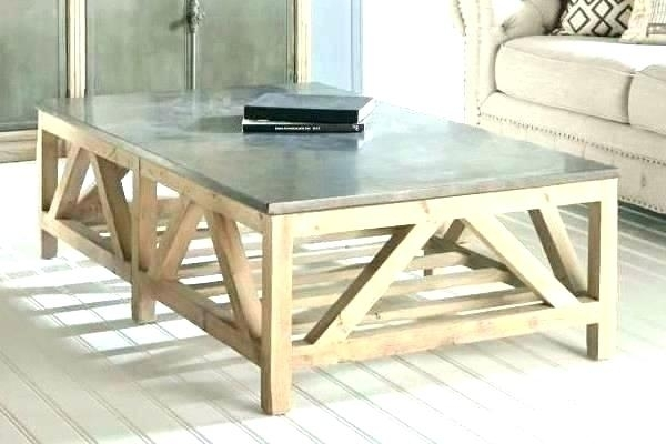Bluestone Console Table Sofa Table With Marble Tile Top Dark Oak With Regard To Bluestone Rustic Black Coffee Tables (Image 11 of 40)