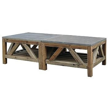 Bluestone Top Coffee Table Best Coffee Tables Images On Coffee Regarding Bluestone Rustic Black Coffee Tables (View 34 of 40)