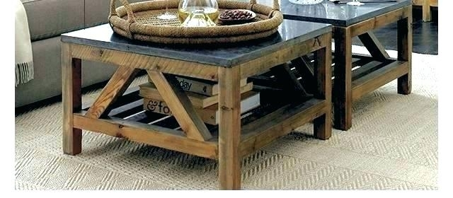 Bluestone Top Coffee Table Classic Top Coffee Table Kitchenette Nyc Throughout Bluestone Rustic Black Coffee Tables (Image 15 of 40)