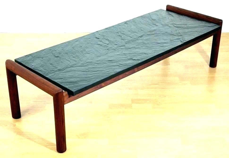 Bluestone Top Coffee Table Coffee Table Coffee Table Table Top Table For Bluestone Rustic Black Coffee Tables (View 3 of 40)