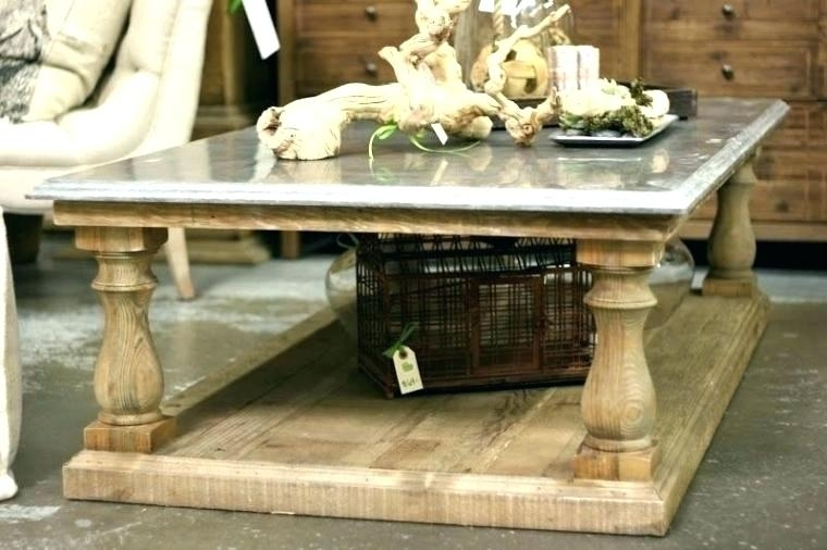 Bluestone Top Coffee Table Coffee Table Top Coffee Table Cast Iron With Regard To Bluestone Rustic Black Coffee Tables (Image 19 of 40)