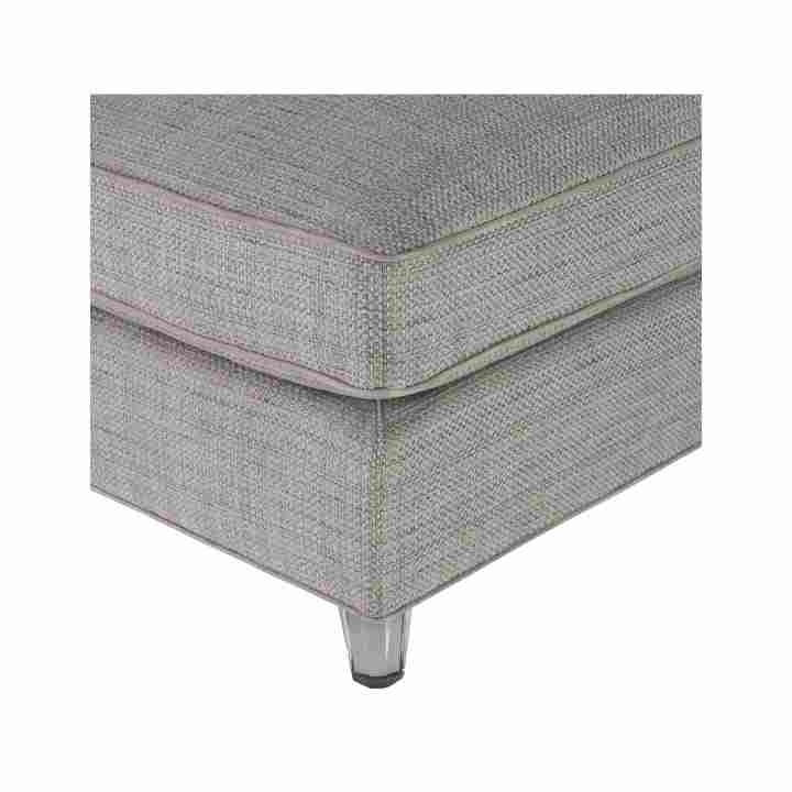 Boulevard Armless Wedge – Furniture | Curated Kravet Pertaining To Alton Cocktail Tables (Image 12 of 40)