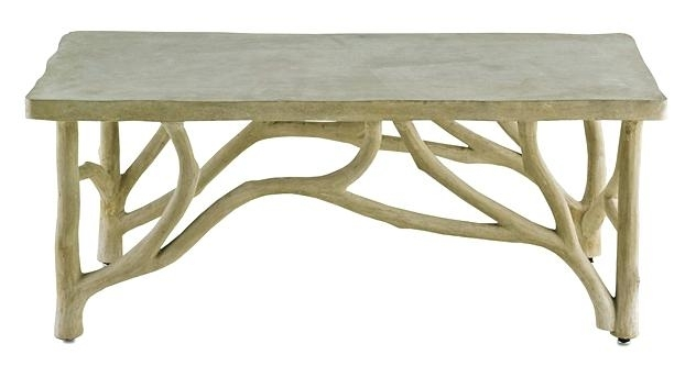 Branch Coffee Table Gold Branch Coffee Table – Ferraraeventi Regarding Faux Bois Coffee Tables (View 24 of 40)