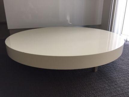 Brand New Lime Wash Coffee Table | Coffee Tables | Gumtree Australia Regarding Limewash Coffee Tables (View 39 of 40)