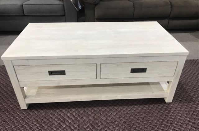 Brand New Lime Wash Coffee Table | Coffee Tables | Gumtree Australia With Regard To Limewash Coffee Tables (Image 4 of 40)