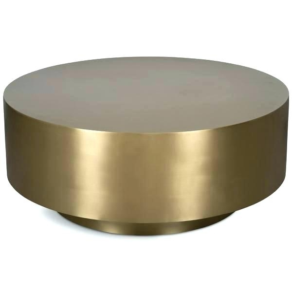 Brass Coffee Table Base Brass Coffee Table At Round Marble Coffee Throughout Slab Large Marble Coffee Tables With Brass Base (Image 3 of 40)