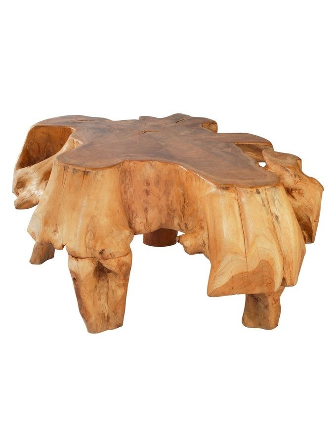 Broll Table From Southwest Inspired: Rancher's Home On Gilt | I Love With Broll Coffee Tables (View 3 of 40)
