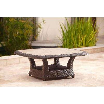 Brown Jordan – Aluminum – Outdoor Coffee Tables – Patio Tables – The Intended For Jordan Cocktail Tables (View 9 of 40)