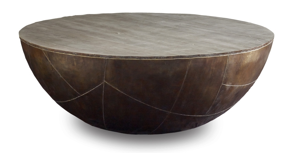 Brownstone Furniture Delano Coffee Table | Matthew Izzo With Regard To Casablanca Coffee Tables (View 14 of 40)