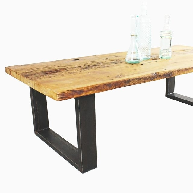 Buy A Hand Made Reclaimed Pine Coffee Table, Made To Order From What Inside Reclaimed Pine Coffee Tables (View 28 of 40)