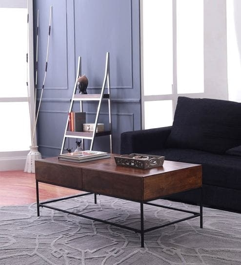 Buy Modular Coffee Table In Walnut Finishthe Armchair Online With Modular Coffee Tables (View 11 of 40)