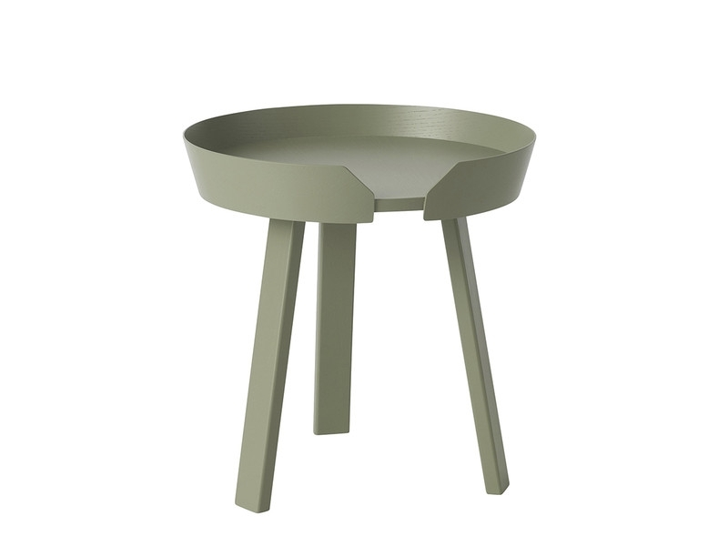 Buy The Muuto Around Coffee Table At Nest.co (Image 12 of 40)