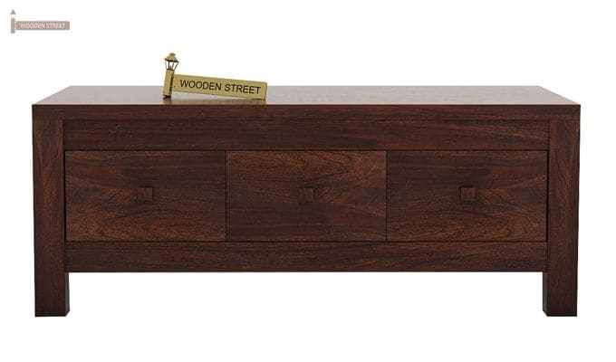 Buy Turner 6 Drawer Coffee Table (Walnut Finish) Online In India Inside Walnut 4 Drawer Coffee Tables (View 18 of 40)
