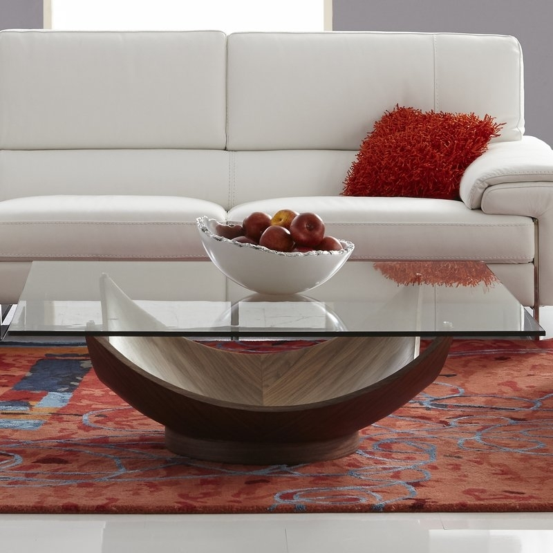 Candice Coffee Table & Reviews | Allmodern Within Candice Ii Storage Cocktail Tables (View 2 of 40)