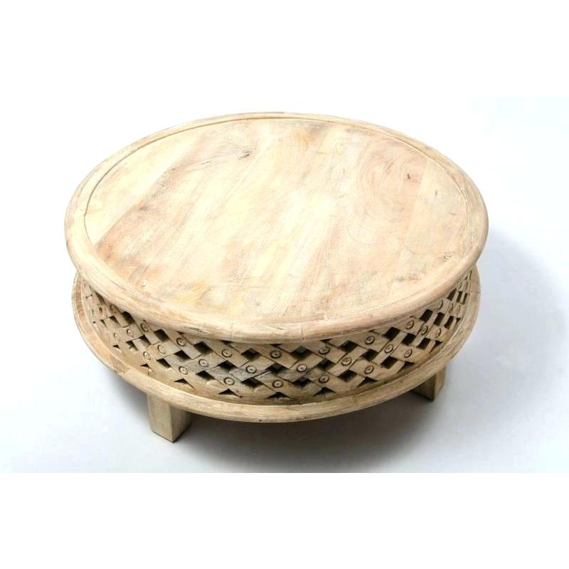 Carved Wood Coffee Tables Carved Wood Coffee Table Australia In Round Carved Wood Coffee Tables (Image 15 of 40)