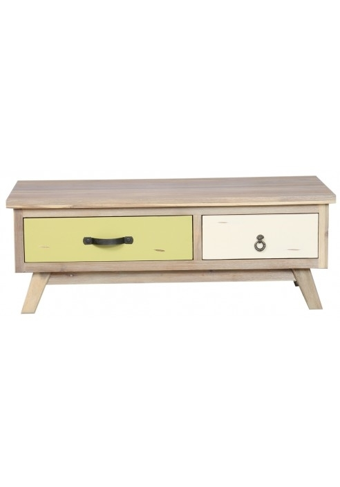 Casablanca 2 Drawer Coffee Table – Casablanca – Our Collection For Casablanca Coffee Tables (View 38 of 40)