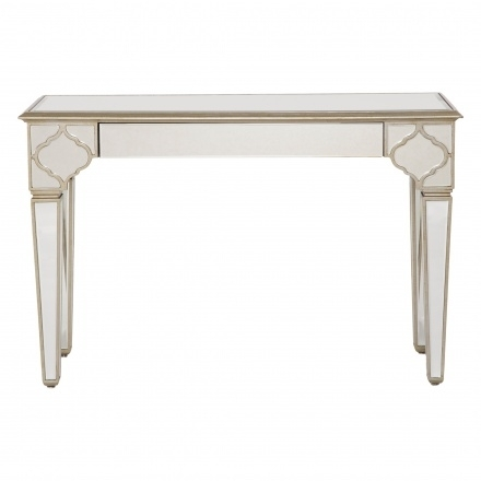Casablanca Console With Mirror | Console Tables | Tables & Stands Intended For Casablanca Coffee Tables (View 35 of 40)