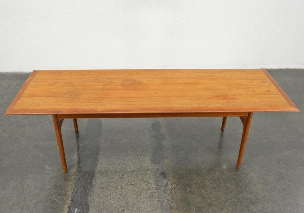 Category Unrestored Tables – Mid Century Mobler Inside Jelly Bean Coffee Tables (View 26 of 40)
