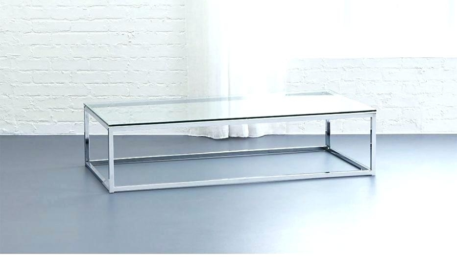 Cb2 Coffee Table Smart Glass Top With Regard To Excellent Crate And With Regard To Smart Glass Top Coffee Tables (View 32 of 40)