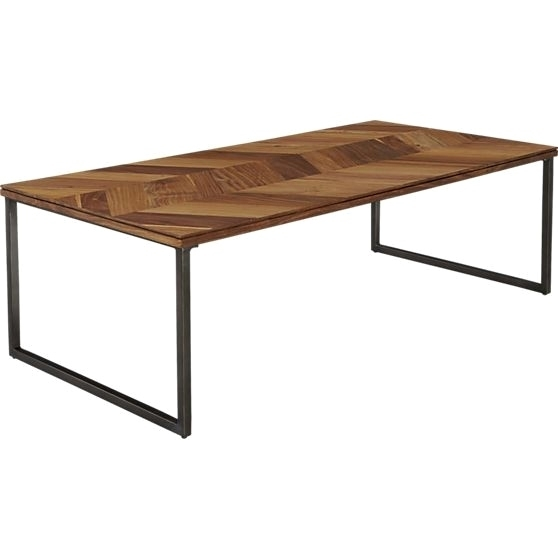 Cb2 Smart Glass Top Coffee Table Best Of 66 Best Coffee Tables Pertaining To Smart Glass Top Coffee Tables (View 21 of 40)