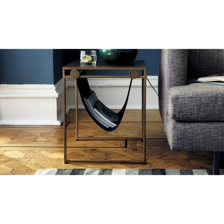 Cb2 Smart Glass Top Coffee Table Luxury 47 Best Side Tables Images Throughout Smart Glass Top Coffee Tables (View 8 of 40)